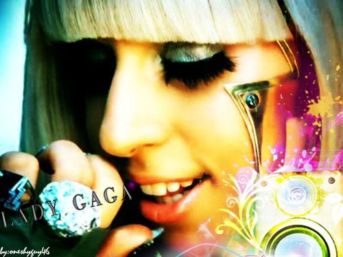 Poker Face - Lady Gaga LadyGaga4
