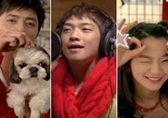 Jang Dong Gun, Rain và Shin Min Ah trong quảng cáo SK Telecom
