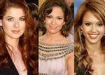 Những kiểu tóc xoăn hấp dẫn 2010