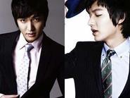 Lee Min Ho lịch lãm trong quảng cáo của Trugen