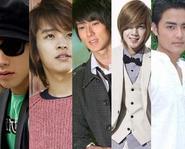 Top 5 ca sĩ thành công trong tư cách diễn viên tại Hàn Quốc - Đài Loan