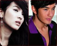 Song Hye Kyo và Huỳnh Hiểu Minh sẽ là hai... mẹ con?
