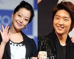 Kim Hee Sun sánh đôi cùng mỹ nam Lee Jun Ki?