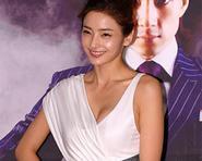 """Han Chae Young đẹp rạng  ngời tại họp báo """"A Man Called God"""""""