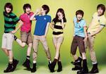 ShiNee và Kim So Eun tươi trẻ trong quảng cáo Clride