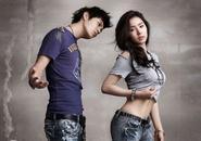 Shin Se Kyung gợi cảm bên Doojoon (BEAST)