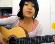 Thái Trinh - 17 tuổi chơi guitar và hát nhạc Lenka