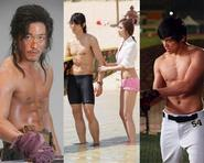 """Phim truyền hình Hàn Quốc 2010: Các mỹ nam đua nhau """"khoe cơ bắp"""""""
