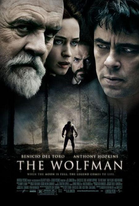 Ma Sói 2010 - The Wolfman - Image 1