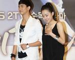 Moon Geun Young đẹp rạng ngời bên Taec Yeon