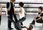 Series ảnh cực nhắng của những anh chàng MTV Exit  - Super Junior