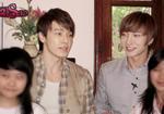 """Clip và ảnh """"độc"""" của Lee Teuk và Dong Hae làm từ thiện tại Việt Nam !"""