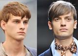 Fringe - góp phần tạo xu hướng tóc nam