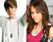 Miley bị nhốt trong lồng, Justin Bieber cặp kè Megan Fox