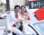 Thanh Thảo 'cưới' Bình Minh