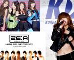 'Bộ 3 MV' ZE:A - Hyun Ah - HAM hâm nóng Kpop những ngày cuối tuần