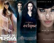 Những bộ phim không thể bỏ lỡ hè 2010