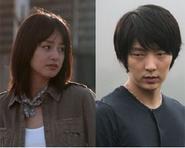 """""""Grand Prix"""" của Lee Jun Ki và Kim Tae Hee công bố hình ảnh đầu tiên"""