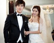 Choi Si Won kết hôn với Park Han Byul?