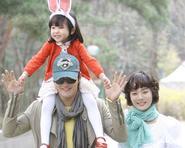 Gia đình hạnh phúc của Choi Si Won