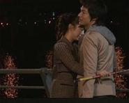 Hé lộ cảnh tình cảm của Yoon Eun Hye và Lee Min Ho