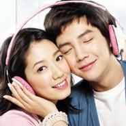 """Jang Geun Suk và  """"cô nàng đẹp trai"""" có """"phim giả tình thật""""?"""