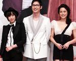 Kang Ji Hwan 'quấn quýt' bên Eun Jung (T-ara) và Park Shi Yeon