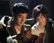 So Ji Sub và Kim Ha Neul có 'cảnh nóng' trong 'Road No. 1'