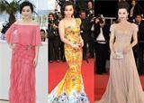 Phạm Băng Băng – 'Cơn gió lạ' tại Cannes