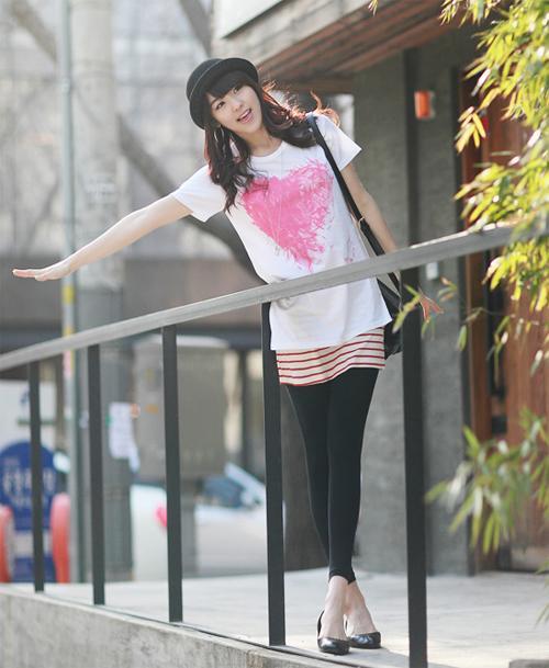 Áo phông và những style đang lên ngôi - www.TAICHINH2A.COM