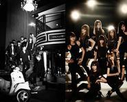 Super Junior và SNSD vượt ngưỡng tiêu thụ 100.000 bản trong nửa năm đầu 2010