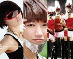Ji Yun (4Minute) rời ngày solo - Jun Su (2PM) sẽ tham gia Wonder World Tour