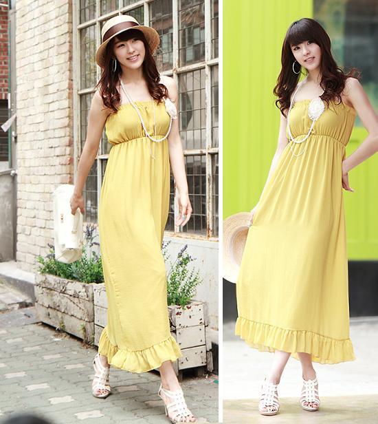 Bí quyết lựa chọn váy maxi cho người béo   090610maxi9