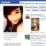 Liên lạc với Đông Nhi qua Facebook chính thức!