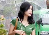 Ngày mưa và cách chọn trang phục hoàn hảo