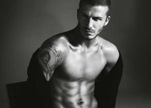 David Beckham - biểu tượng sex qua góc nhìn truyện tranh!