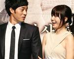 Kim Ha Neul rạng ngời bên So Ji Sub