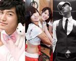 Lee Min Ho và 2NE1 cùng xuất hiện trong Pink Concert