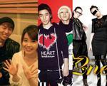 Seu Long và IU dắt tay nhau lên sân khấu với Nagging - Big Bang và 2NE1 có khả năng Mỹ tiến