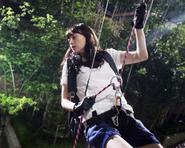 Lee Na Young tự thực hiện cảnh hành động trong Runaway