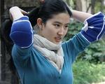 """Hình ảnh đầu tiên của Lưu Diệc Phi trên phim trường """"Thiện Nữ Ưu Hồn"""""""