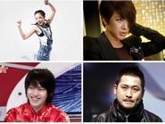 Sự tương phản của các sao Hàn cùng tuổi