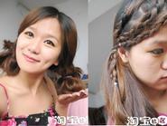 2 kiểu tóc mới lạ dành cho khuôn mặt tròn