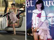 Cuộc 'đụng hàng' của 'Yêu nữ hàng hiệu' Hà thành và Sài thành?