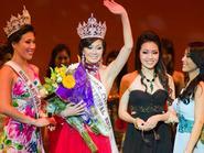 Người đẹp gốc Việt trở thành Hoa Hậu Người Mỹ gốc Á 2010