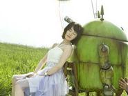 Goo Hye Sun xinh tươi tuyệt trần trong quảng cáo mới
