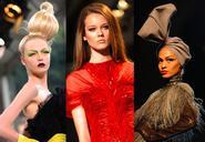 Những gu làm đẹp nổi được 'phác họa' tại Tuần lễ thời trang cao cấp 2010