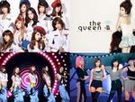 Nhóm nhạc nữ K-Pop ồ ạt sang Nhật - 2NE1 và T.O.P (Big Bang) chúc mừng Tae Yang