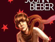 Ngôi sao teen Justin Bieber lên truyện