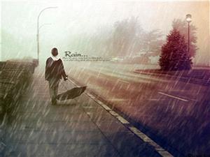 Người mưa - cho những xúc cảm dịu ngọt của mùa hè